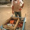 Fish Vendor Bodrum Turkey