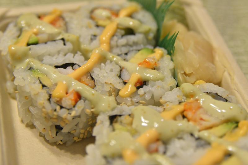 Spicy Shrimp Maki