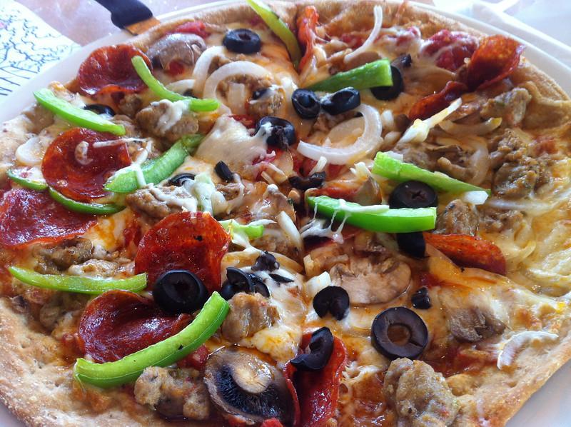 California Pizza Kitchen<br /> Oak Brook, IL