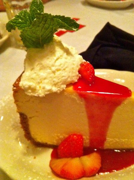 Dec 9, 2011<br /> Pappadeux Restaurant<br /> Westmont, IL