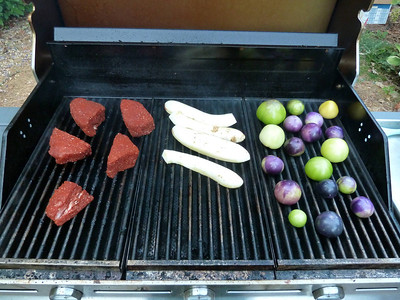 Food grilling