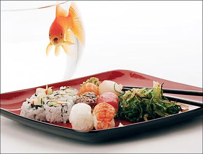 "April 2008 Title: We're Having Fish Tonight! Award: 1st Place dpchallenge.com ""Healthy Food"""