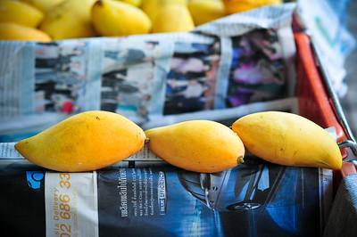 Thai mango (Ma-muang)