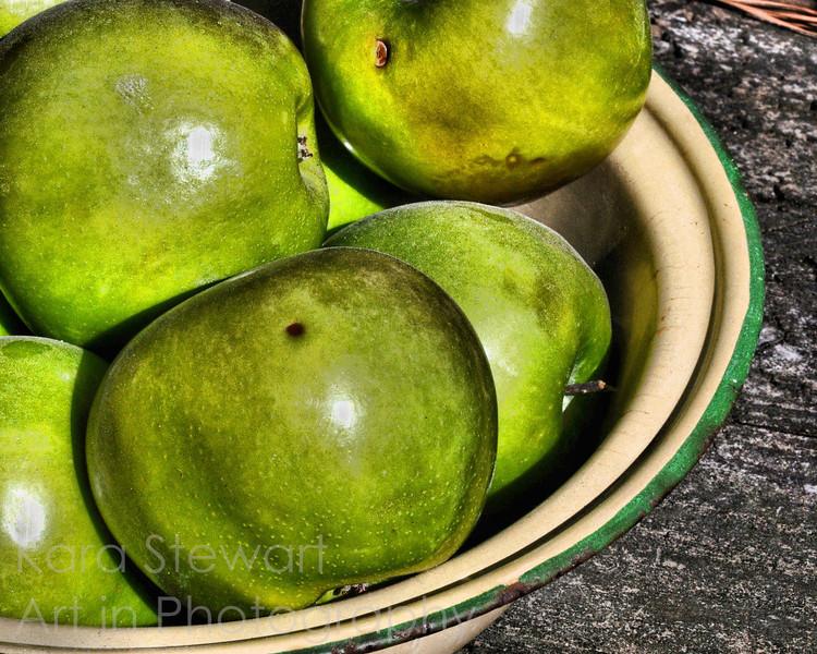Green Apples Pop