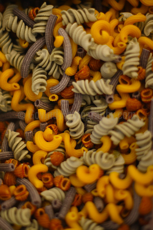 Pasta Abstract