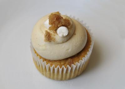 Sweet Potato Cupcake