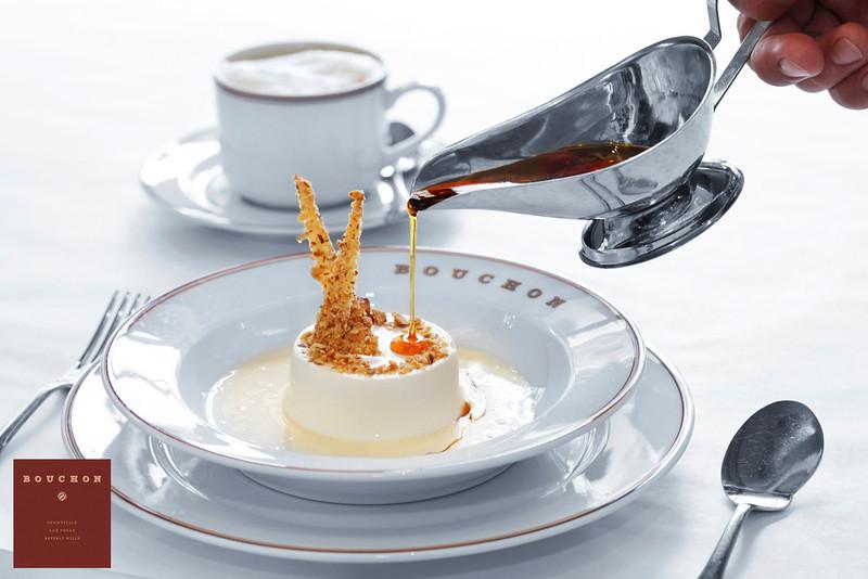 Dessert at Bouchon