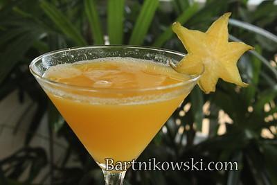 martini, starfruit,merrimans,fine,dining