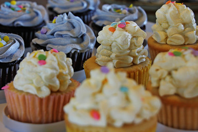 Vegan Cupcakes by Lindsay!