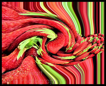 Strawberry Swirl