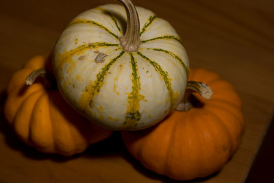 Little squashes.