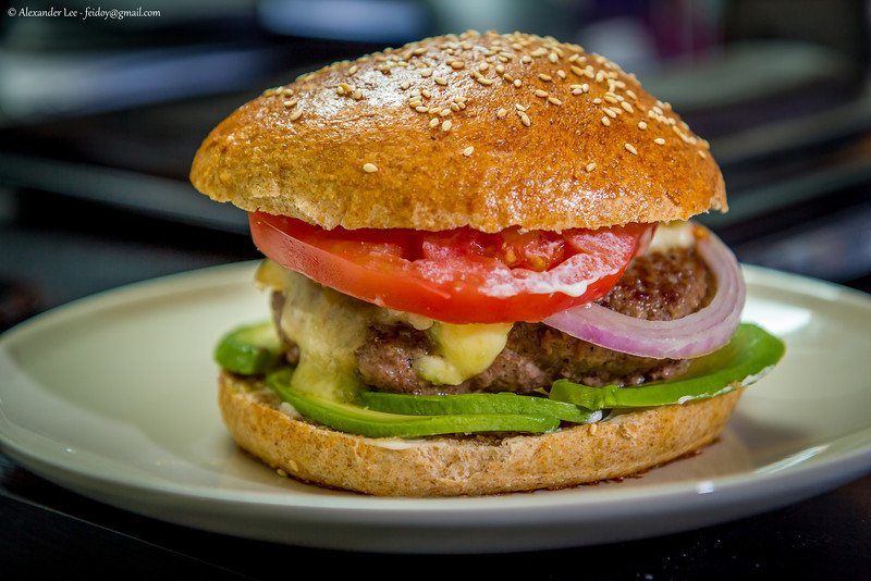 Organic Burgerlicous Goodness
