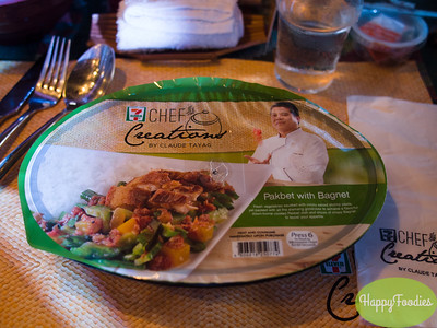 711 Chefs Creations Launch at Bale Dutung