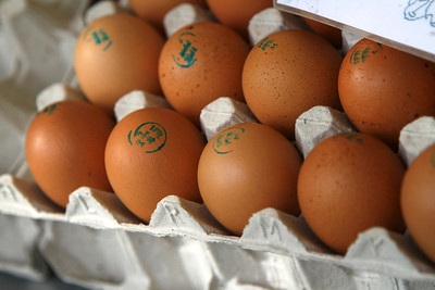 MAY 18 PARIS MARKETS Perfect  free range eggs