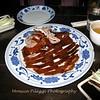 Peking Duck at the Liqun Roast Duck Restaurant, Beijing