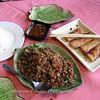 Thai Lunch near the Back Lakes, Beijing