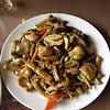 Plate of mixed mushrooms- Family Reunion Restaurant