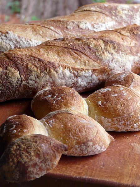 French bread - Epi loaf