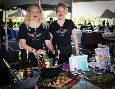 Dana Lee, Mary Owens - Wines For Humanity