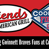 Friends Gwinnett Braves Sticker