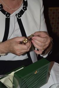 Jenny & her watch