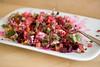 Beet salad, integrated