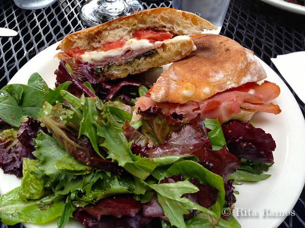 A Sandwich from Petisco in Portland