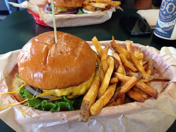 Bingo Burger -- 09/06/14