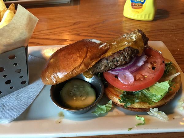 Honkin' Huge Burger