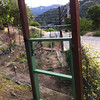 New gate that we built