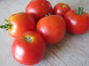 "Bloody Butcher<br /> ""A small 3-4 oz ""cluster"" tomato. Fruit are deep red in color and have a nice tomato flavor. Production is really good, but where this open-pollinated tomato really shines is its earliness. It ripens in only about 60 days, making it ripen about the same time as Early Girl, but this tomato is much tastier.""  -- Baker Creek Seeds"