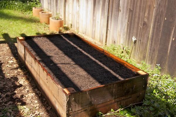 2012 Home Vegetable Garden