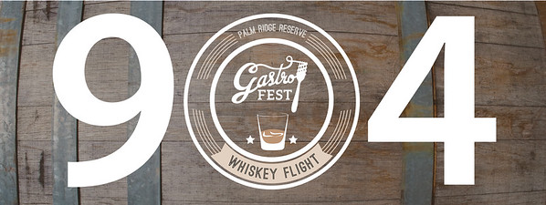 904 Whiskey Tasting Flight