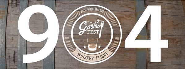 904 Whiskey Tasting Flight