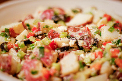 Fabulous Potato Salad