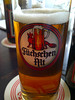 Fuchschen Altbier - another altbier.  Decent taste, but nothing to write home about.