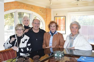 Linda Alexander, Judy & Don Spruill, Dodi Williams, Anne Bennett