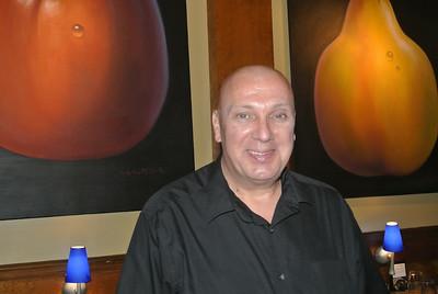 Rick Burkholder, our waiter