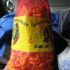 A nice bag of chanterelles, on its way to Chez Jacques<br /> July 8, 2010