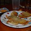 Duck fat potatoes, Green Goddess, New Orleans, Oct. 2009