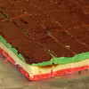 """Rainbow Cookies<br />  <a href=""""http://www.epicurious.com/recipes/food/views/Seven-Layer-Cookies-233296"""">http://www.epicurious.com/recipes/food/views/Seven-Layer-Cookies-233296</a>"""