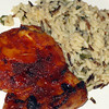 """Spicy Honey Chicken Thighs<br /> <br />  <a href=""""http://www.staceysnacksonline.com/2010/05/whats-for-dinner-spicy-honey-chicken.html"""">http://www.staceysnacksonline.com/2010/05/whats-for-dinner-spicy-honey-chicken.html</a>"""