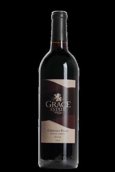 Grace Estates Bottle Mar 2014