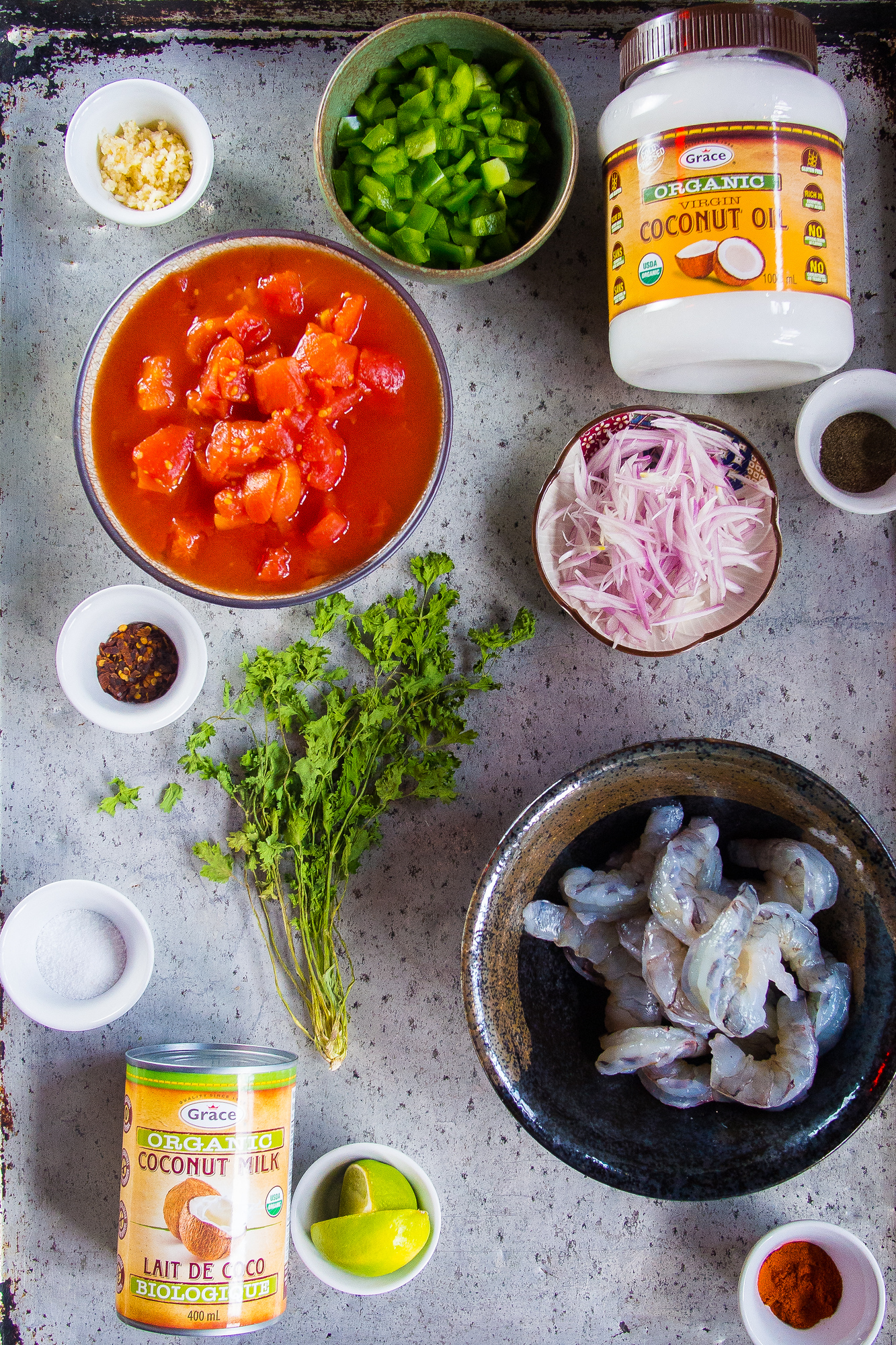 Brazilian shrimp soup, also known as moqueca de camaro, is a one-post dish and takes less than 20 minutes to make.
