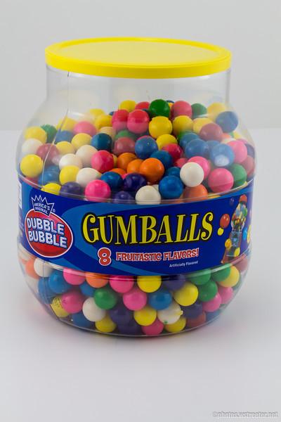 Bucket of Gumballs