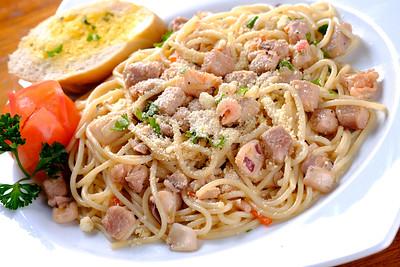 pasta-seafood