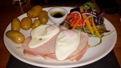 Ham, Egg & Potatoes