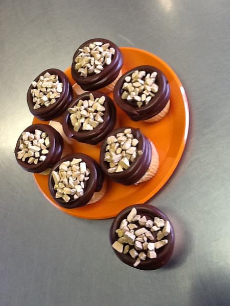 Pot O' Gold Cupcakes
