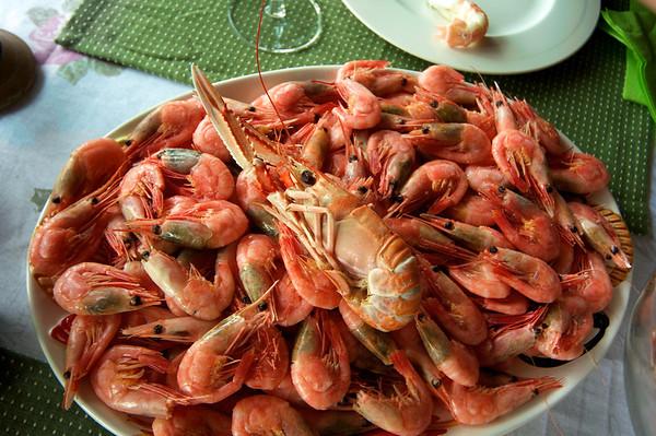 Mandag 07.05.2012. Fisk til middag