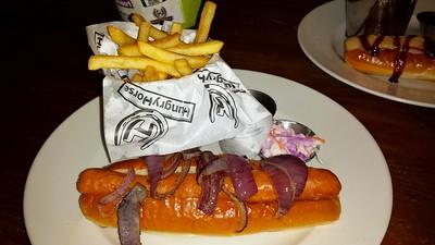 New Yorker Hotdog